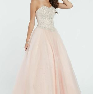 Joseph Ribkoff Princess Prom Dress